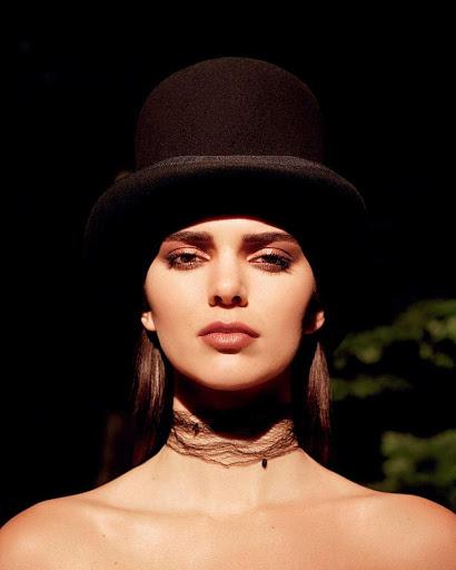 Kendall Jenner sexy model photo shoot Love Magazine