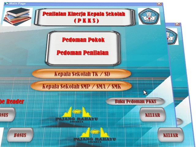 Aplikasi Penilaian Kinerja Kepala Sekolah ( PKKS ) TK/SD/SMP/SMA/SMK 2016