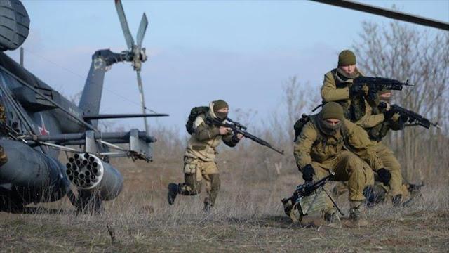 Rusia desafía oferta de EEUU sobre claridad de maniobras Zapad