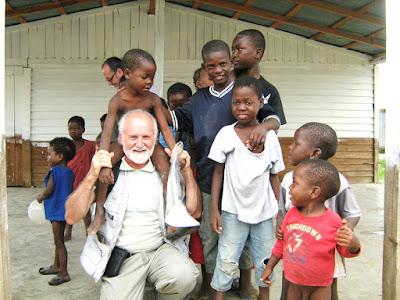 Celso Peyroux en Haití