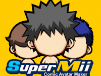 SuperMii MOD Unlimited Coins Unlock All Items 3.1.0 - Make Comic Sticker Pro Premium APK Terbaru