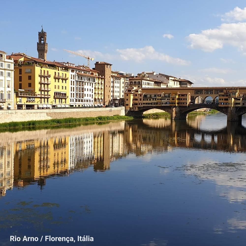 ambiente de leitura carlos romero cronica chico viana viagem turismo italia florenca toscana