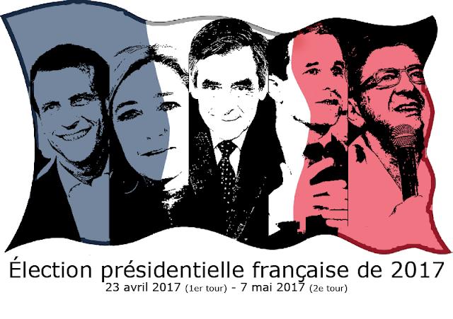 élection présidentielle française, FLE, le FLE en un 'clic'