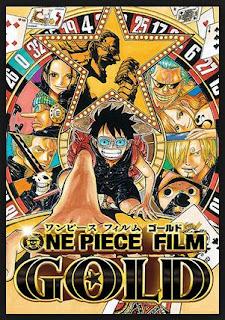 Download Film One Piece Film: Gold ( 2016 ) Bluray 720p 1080p