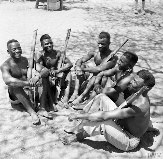 13 February 1941 worldwartwo.filminspector.com King's Rifles Italian Somaliland