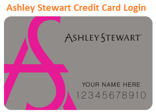 Ashley Stewart Credit Card Login