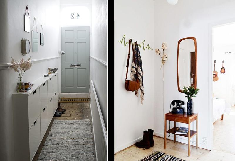 meuble long couloir. Black Bedroom Furniture Sets. Home Design Ideas
