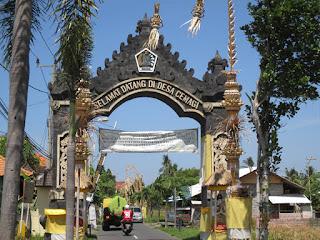 Desa Cemagi Badung