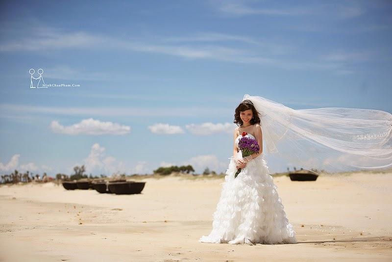 Chụp ảnh cưới ở Đà Nẵng, thiên đường Biển ngọt ngào2