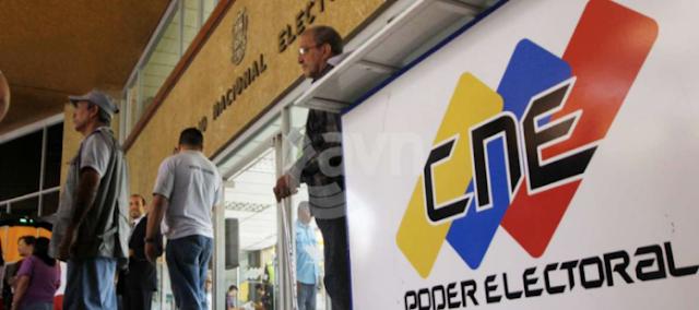 """""""El CNE prosigue con un proceso electoral plagado de irregularidades"""" denunció Súmate"""