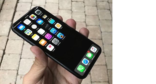 iPhone 8 to feature 3D sensing technology, OLED display, touch buttons and to be priced above $ 1000