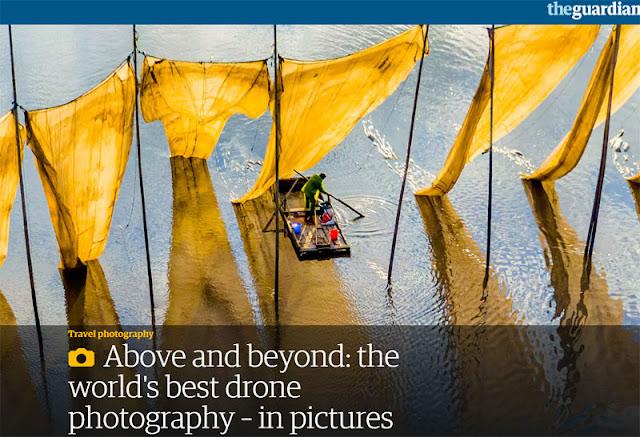Drones para cambiar el mundo
