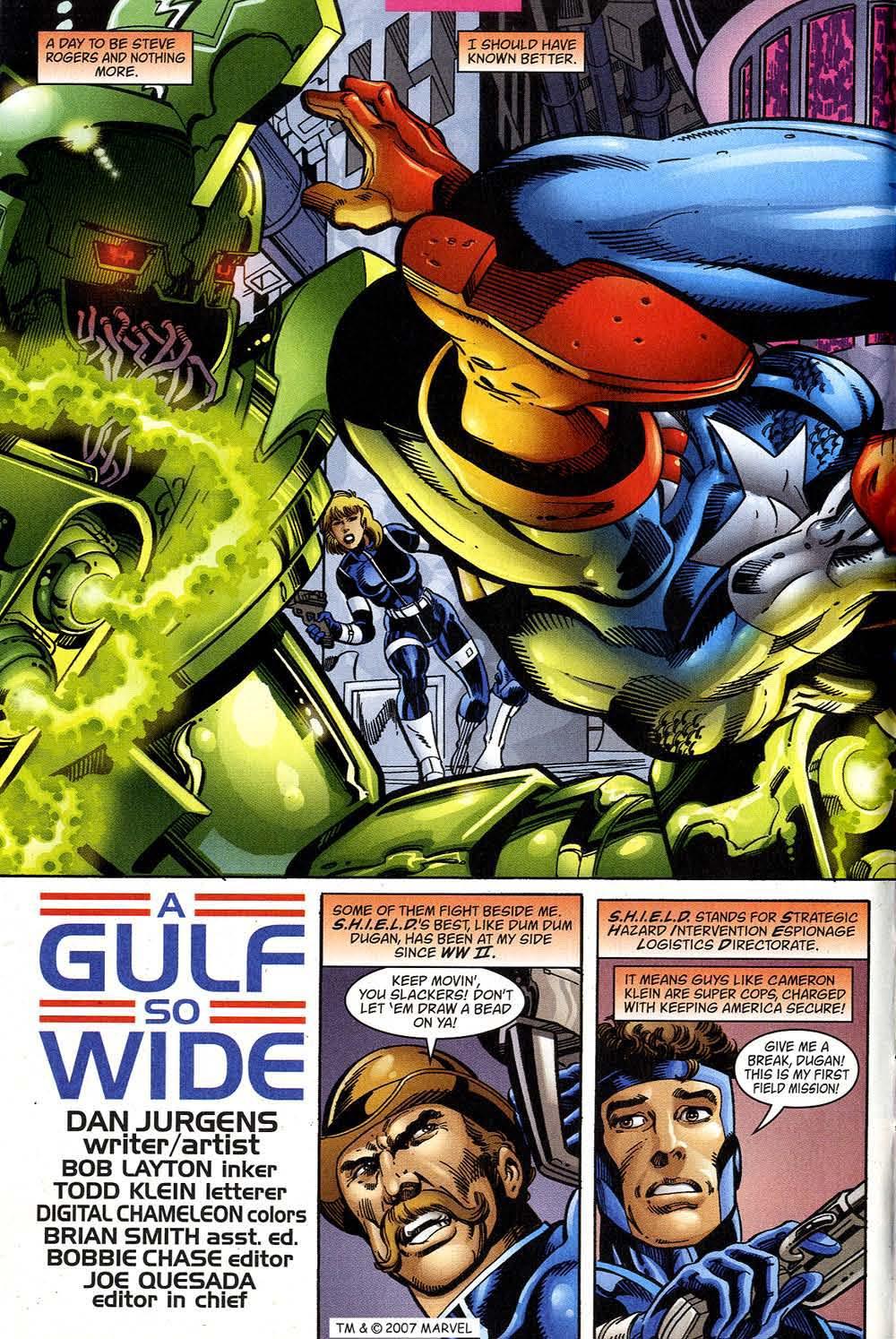 Captain America (1998) Issue #39 #46 - English 4