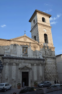 The cathedral at Trivento
