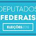 CONFIRA A RELAÇÃO DE VOTOS DOS CANDIDATOS A DEPUTADO FEDERAL EM FILADÉLFIA