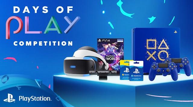 عروض تخفيضات Days of Play تنطلق الأن على متجر PlayStation Store و نسخة حصرية لجهاز PS4 من هنا …