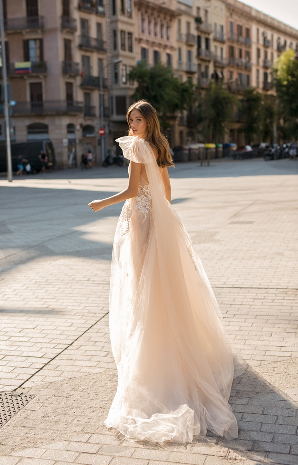 Barcelona Muse by Berta bridal collection 2019