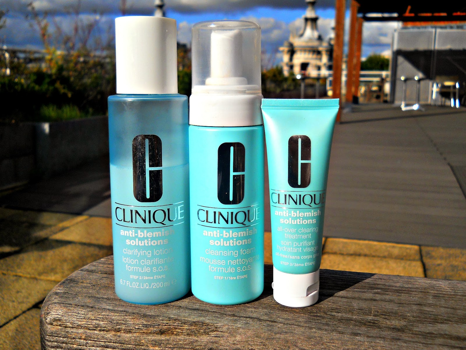 Acne Solutions Cleansing Foam by Clinique #9