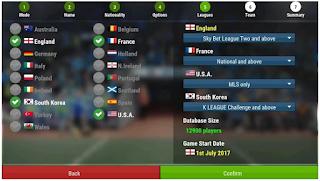 Football Manager Mobile 2018 v9.0.1 Apk+OBB Data [Offline Full]