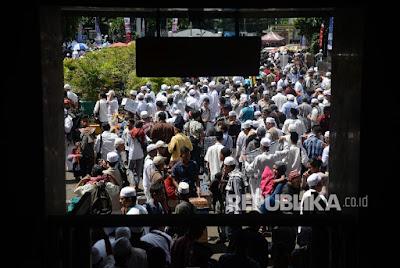 Ini Tuntutan Massa Aksi GNPF MUI kepada Hakim Sidang Ahok