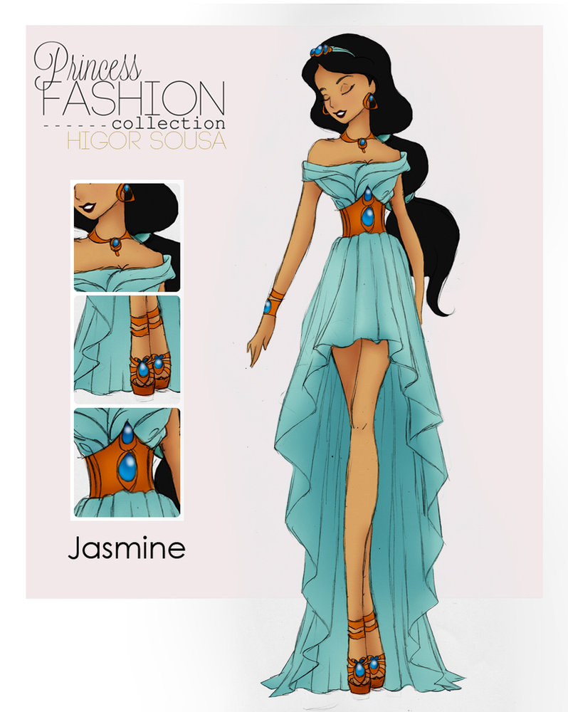 Varietats: Princess Fashion Collection By Higor Sousa