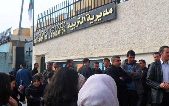 الأساتذة يطالبون برفع الأجور و النقابات طالبت الحكومة بمراجعته 2017
