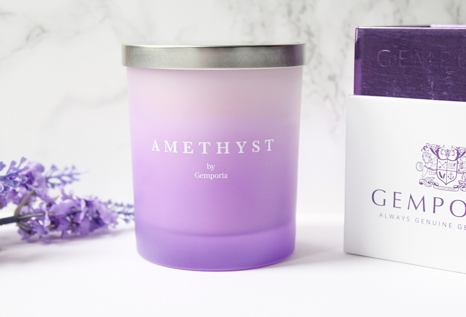 Gemporia Birthstone Candle
