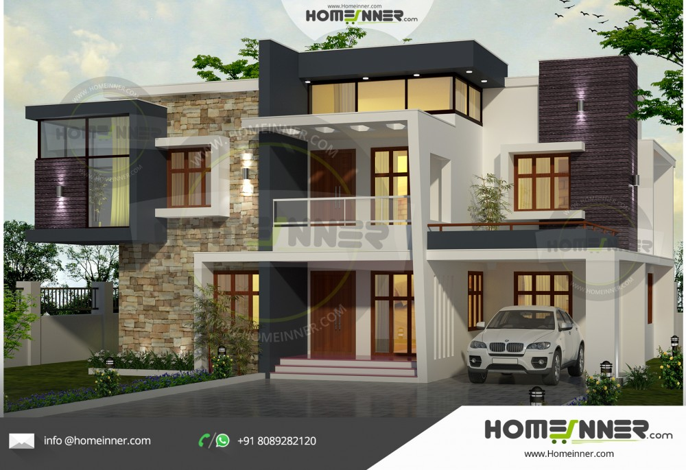 5 bedroom house plans Indian style