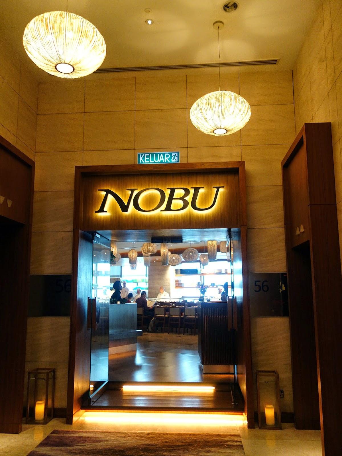 Eat Drink Kl Nobu Kuala Lumpur Amp Melbourne