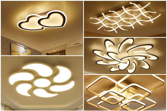 15 Attractive Lighting For Walls And Ceilings Is More Beautiful Than Chandeliers