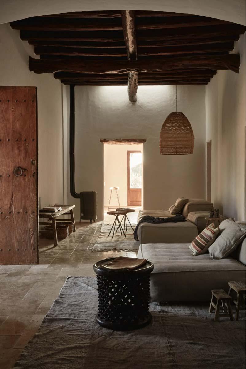 Island Getaway - Private House Ibiza by Annabell Kutucu