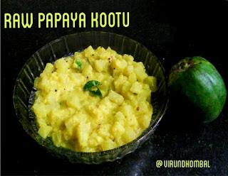 http://www.virundhombal.com/2017/10/raw-papaya-kootu.html