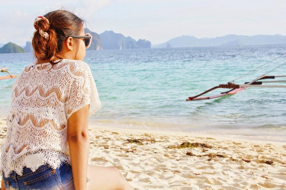 Island Hopping El Nido Palawan Tour Day 1 Maria Hazel