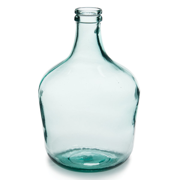 Decorating With Glass Bottles And Vases