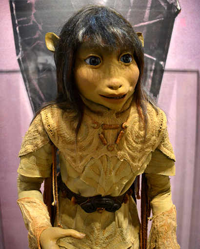 Jen from The Dark Crystal | Center for Puppetry Arts