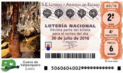 Loteria nacional sabado 30072016