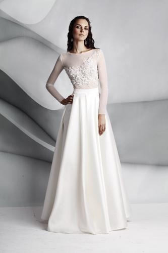 226014abd9 Niepoprawna Panna Młoda  Najpiękniejsze polskie suknie ślubne