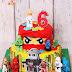 Tort Lego Ninjago pentru Christian