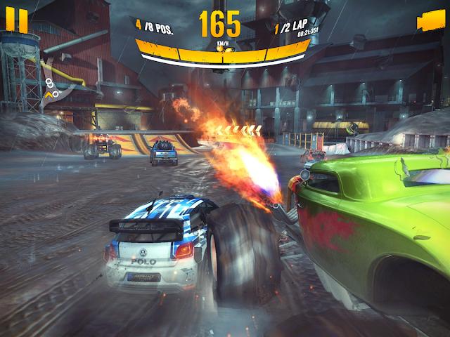 Screenshot Asphalt Xtreme