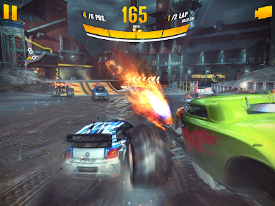 Screenshot Asphalt Xtreme