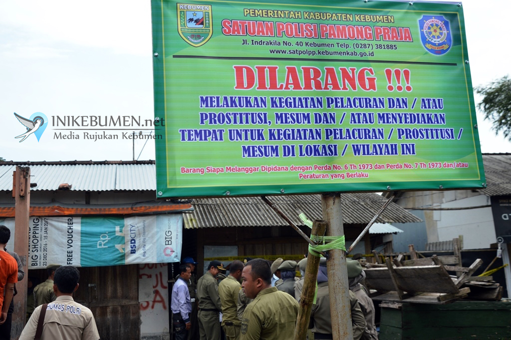Bekas Lokalisasi Tamanwinangun Bakal Dibangun Masjid Besar