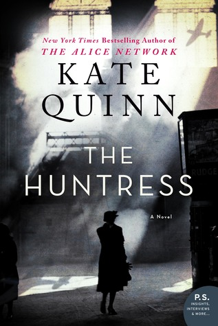 Giveaway - One (1) Advanced Reader's Edition of The Huntress by Kate Quinn