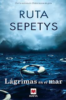 Lágrimas en el mar, Ruta Sepetys