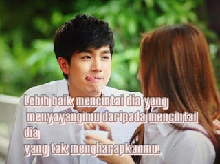kumpulan kata bergambar cinta tak terbalas versi thailand drama