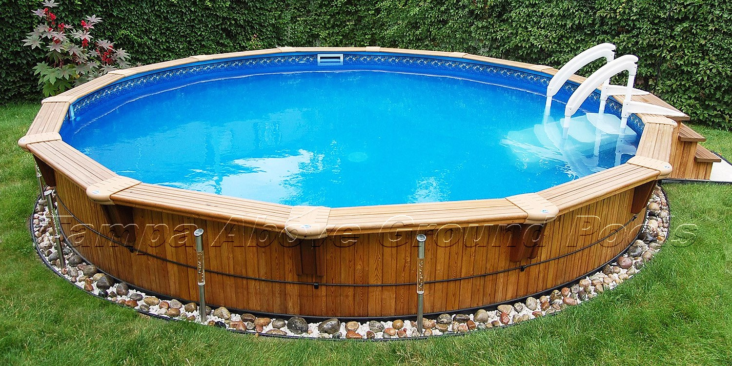 How To Maintain Above Ground Pools