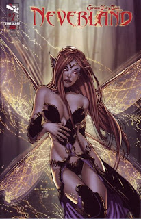 zenescope comics