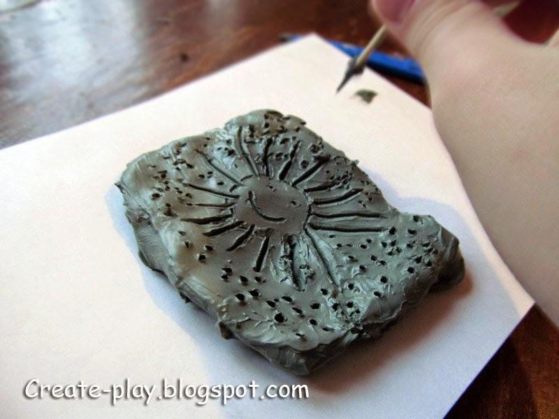 глиняные книги Шумер своими руками