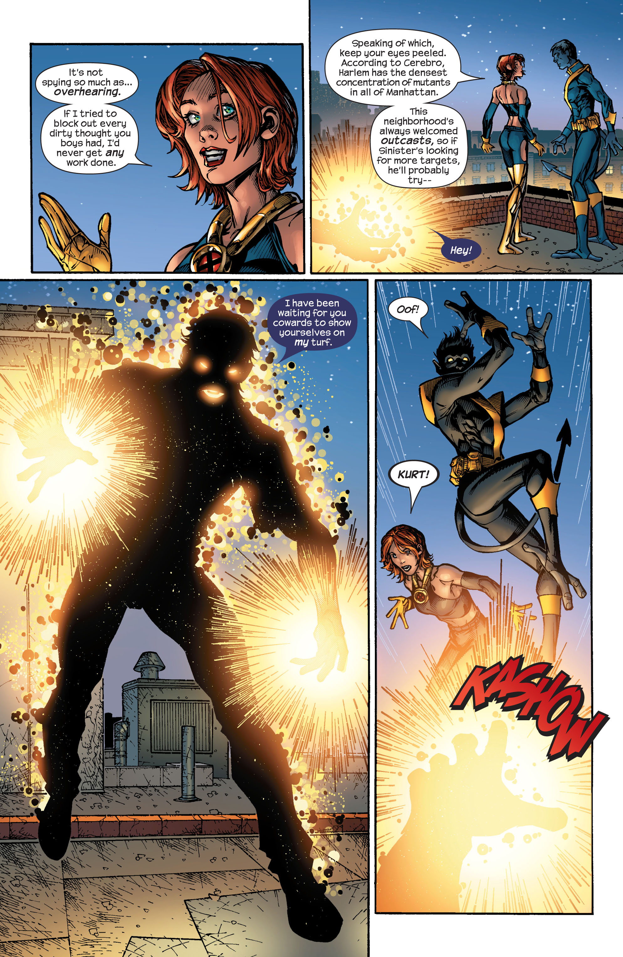 Read online Ultimate X-Men comic -  Issue #48 - 9