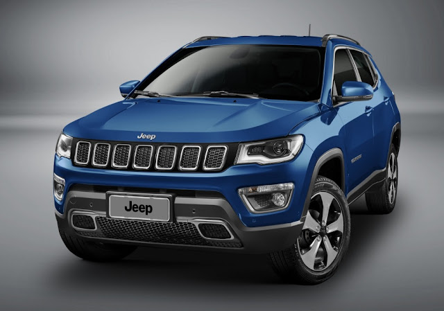 Jeep Compass india