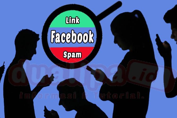 Cara Membuat Link Blog Tidak Spam di Facebook